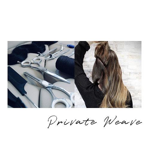Private Weave 23/08/21