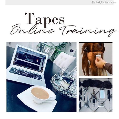 ONLINE tape course