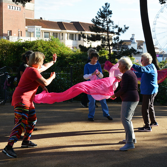 Melodies in Motion: Dance Exercise