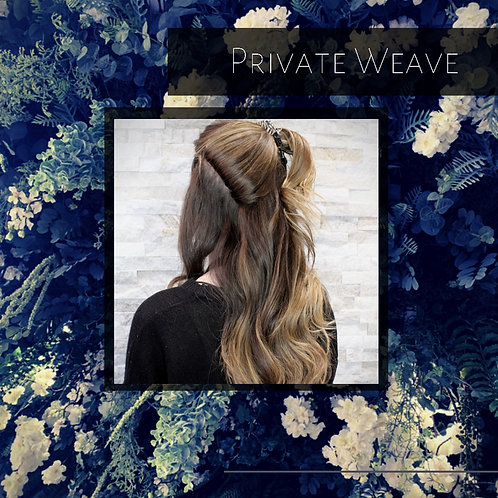 Private Weave 23/11/20