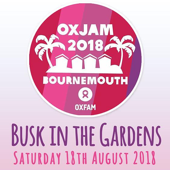 OXJAM - Busk In The Gardens