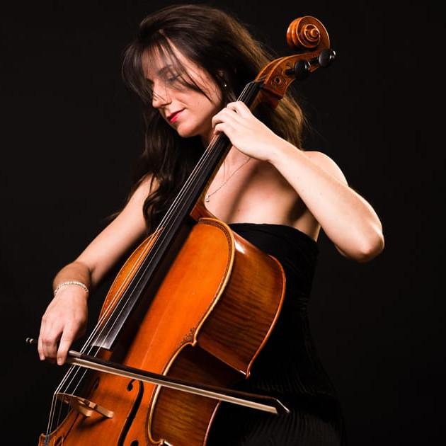 Live Music: Aneta on Cello