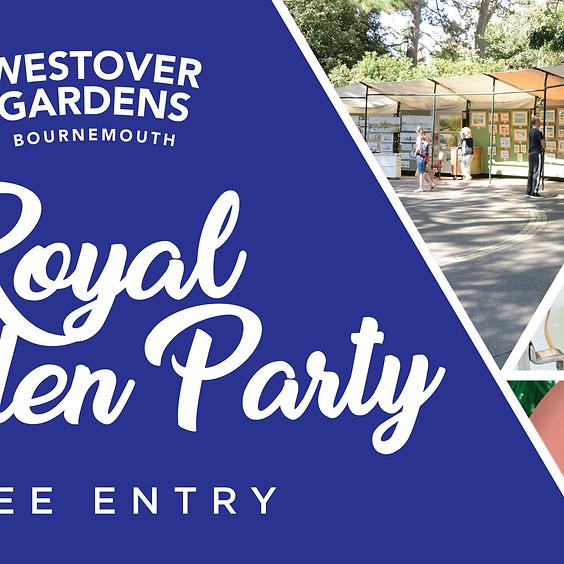 Westover Gardens - Royal Garden Party