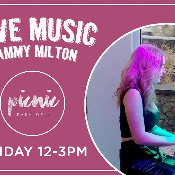 Live Music: Sammy Milton