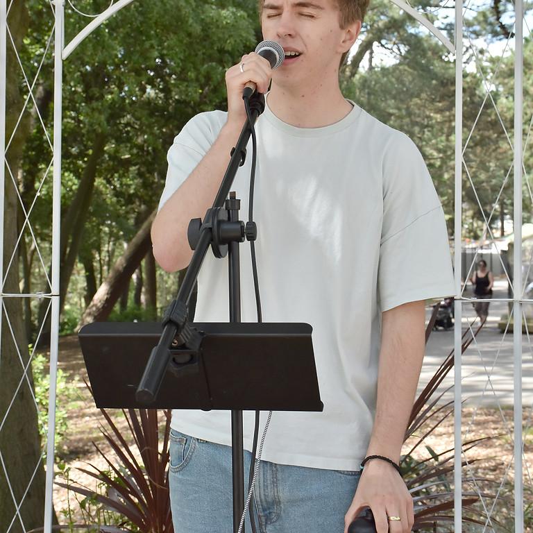 Live Music: Liam Alexander