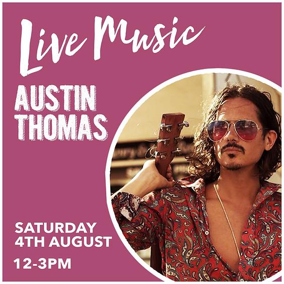Live Music: Austin Thomas