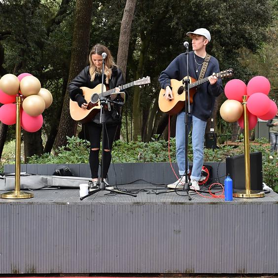 Live Music: Basement Duo