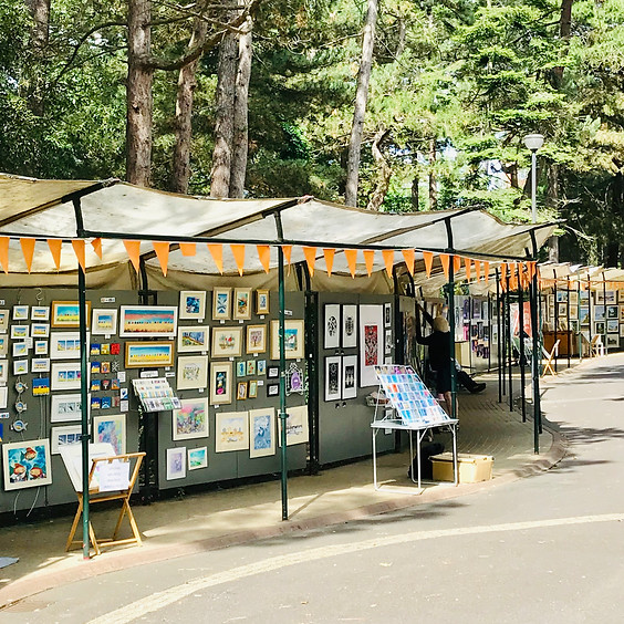 Art & Makers Market: Saturday 14th August