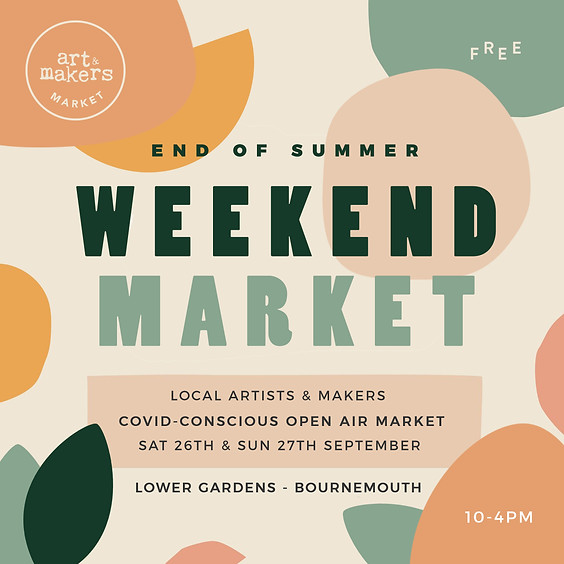 Arts By The Sea Festival Weekend: Art & Makers Market