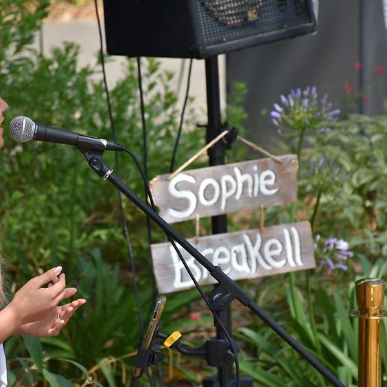 Live Music: Sophie Breakell