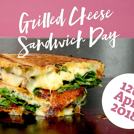 National 'Grilled Cheese' Sandwich Day