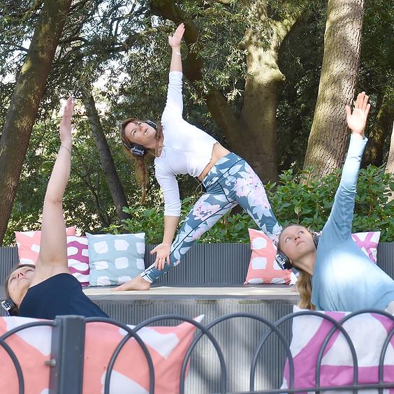 Silent Yoga Social