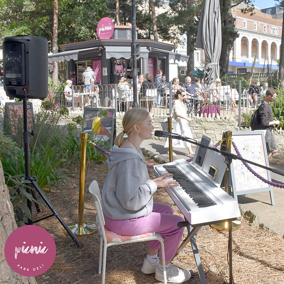 Live Music: Grace Bland