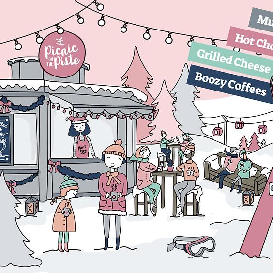 Picnic On The Piste - Christmas Tree Wonderland 2019
