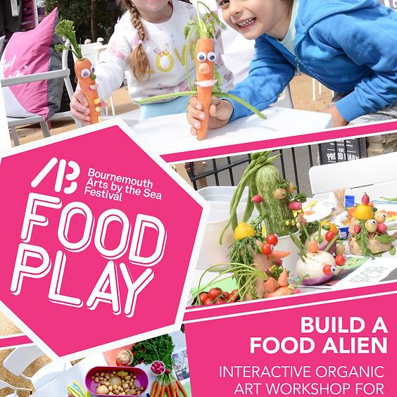 Food Play Workshop - Build an Alien!