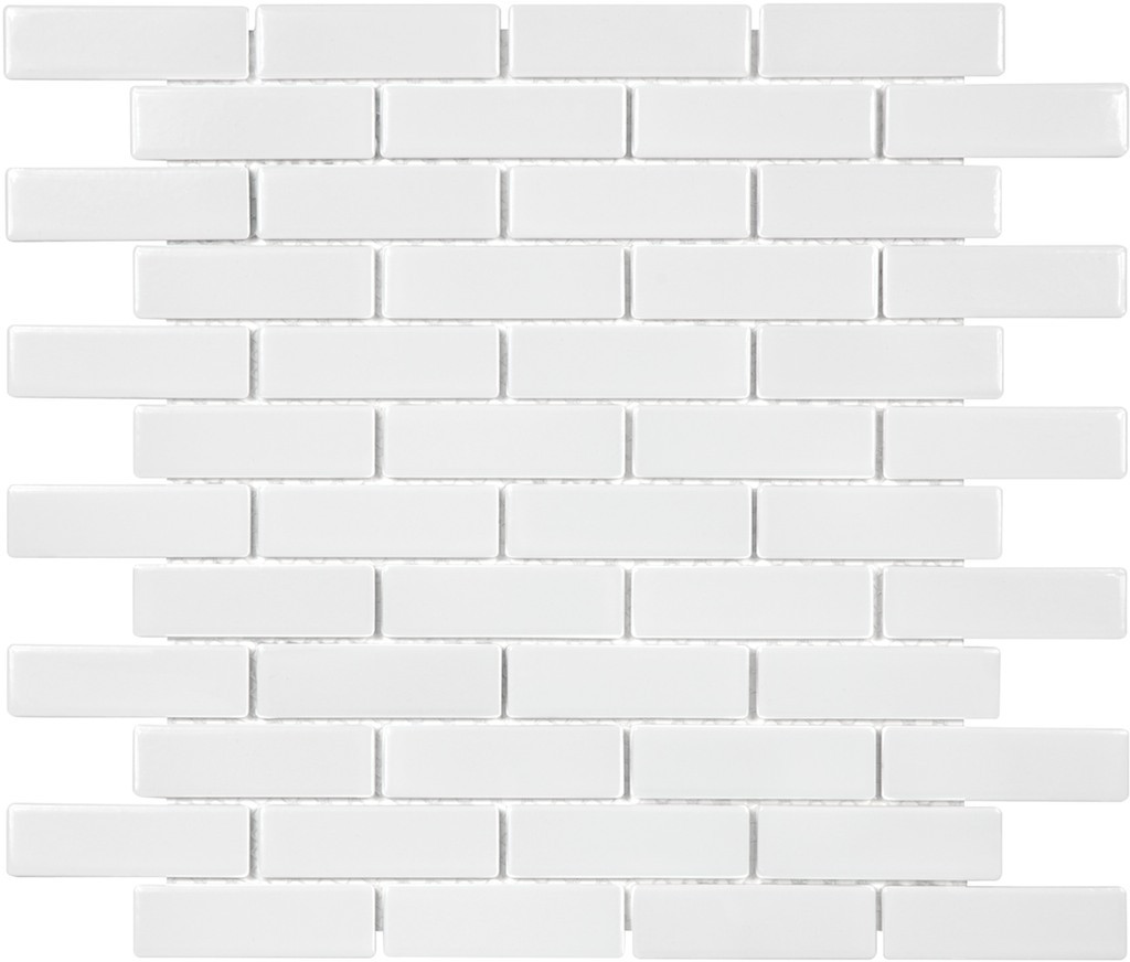 mini bricks white