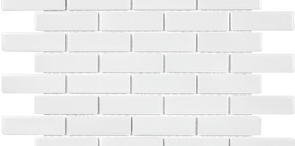 mini bricks white