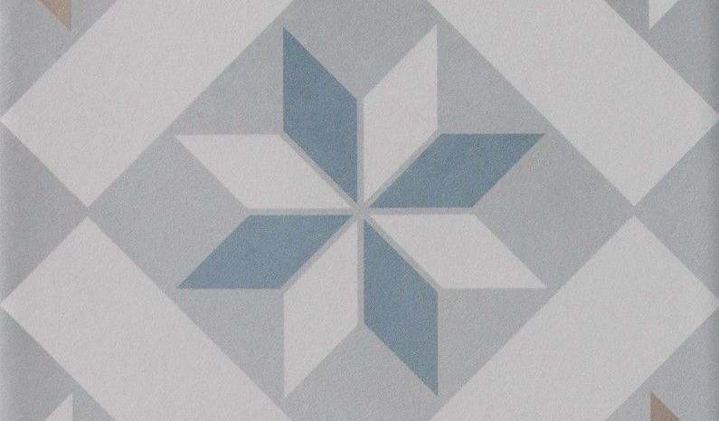 ETOILE GRIS/BLUE