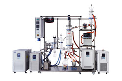 Glass Molecular Distillation