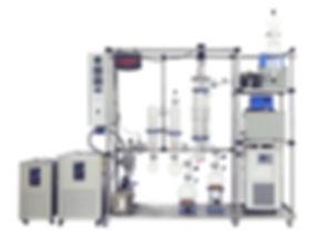 Glass Fractional Distillation