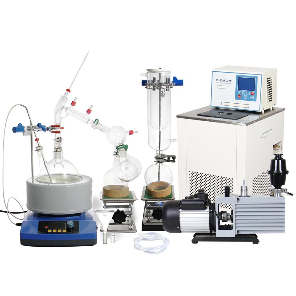 SPD-02 Short Path Distillation kit | LAB1ST Scientific