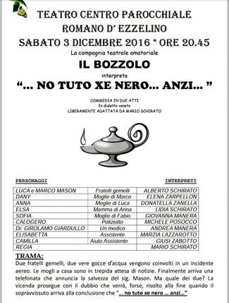 """Prossimo appuntamento con """"Il Bozzolo""""!!"""
