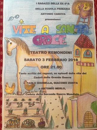 Vite a Santa Croce