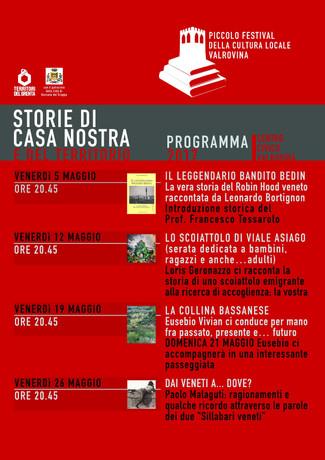 STORIE DI CASA NOSTRA
