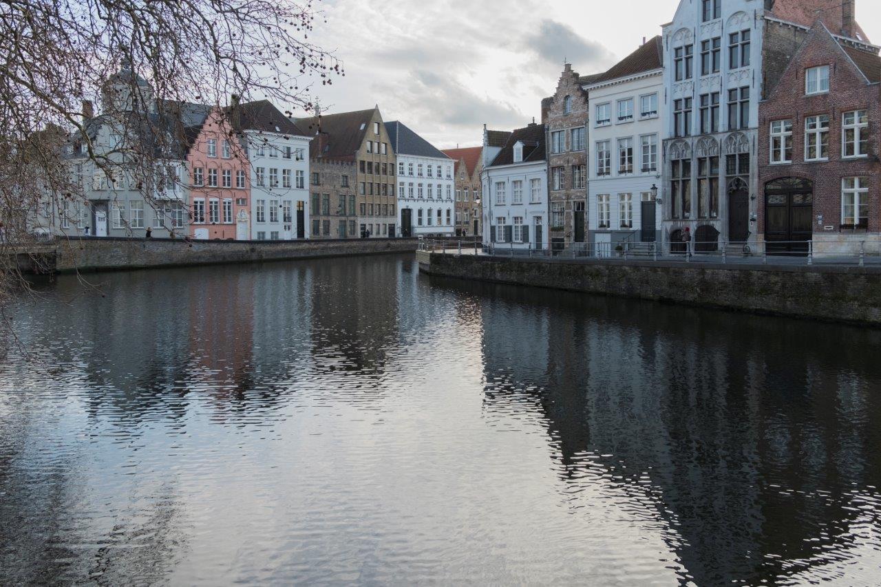 omgeving Spinolarei 16 Brugge
