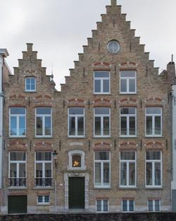 Gevel Spinolarei 16 Brugge
