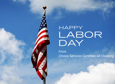 Have a Safe & Clean Labor Day Weekend!