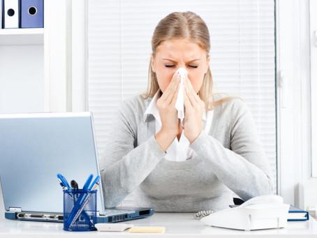 It's Flu Season Again.