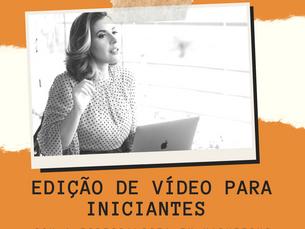 Edição de vídeo para iniciantes