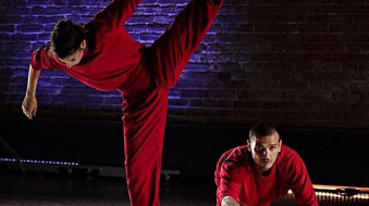 FLOATING A THIENE | A TASTE OF DANCE
