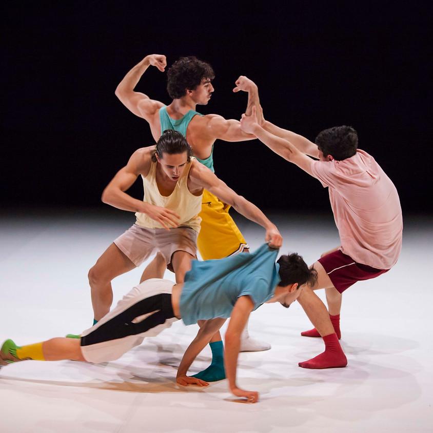 26 ottobre   Intro + Trop - Andrea Costanzo Martini / Balletto di Roma