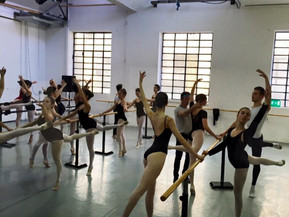 MASTER CLASS - AUDITION with IGAL PERRY from the Peridance Capezio Center