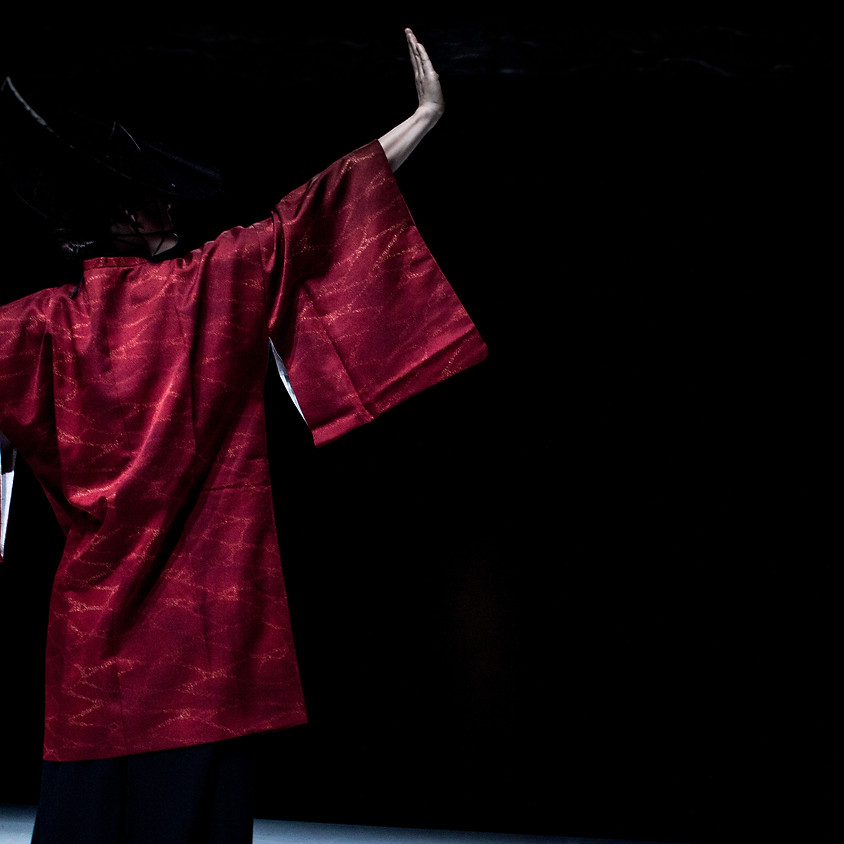19 Ottobre | TAIKOKIAT-KO + UN/DRESS | Moving Painting - Masako Matsushita