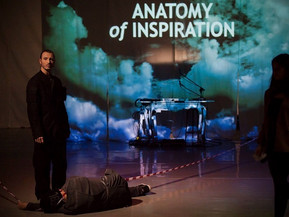 Anatomy of inspiration a Potenza!
