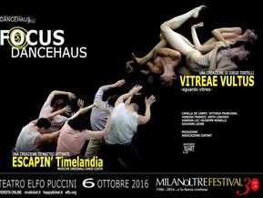 Under35 Focus DanceHaus @Milanoltre Festival 6 ottobre 2016