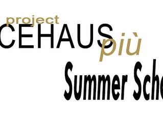 DANCEHAUSpiu SUMMER SCHOOL  8 - 26 GIUGNO 2015