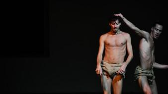 IVONA/PABLO GIROLAMI NUOVI ARTISTI ASSOCIATI DANCEHAUSpiù