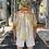 Thumbnail: GRAPHIC COTTON DRILL SHIRT - ORANGE/YELLOW