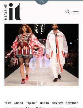 It Magazine TLV Fashion Week