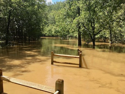 Traffic and flooding concerns heard on CBS17