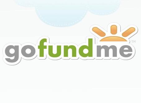 We're raising money for legal expenses