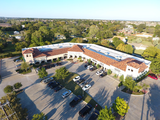 Colleyville, TX - Clay Tile & TPO