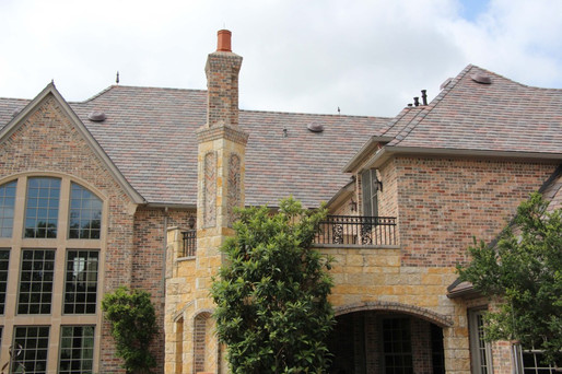 Colleyville, TX - Synthetic Slate
