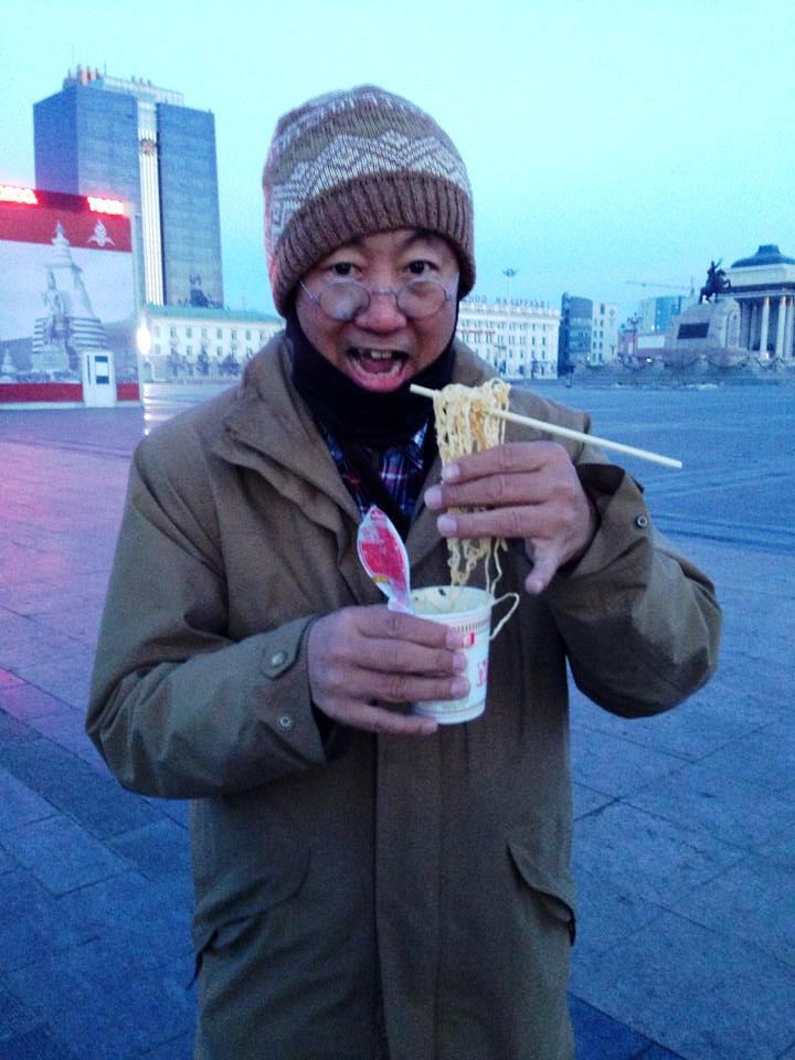 カップヌードルも凍ってぱりぱり。モンゴル国ウランバートルの2月はマイナス28度でした。.jpg
