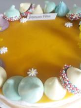 nids de Paques mangue les glaces d ophel