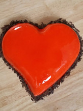 coeur de st valentin les glaces d ophelie